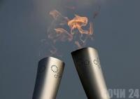 Олимпийский факел Сочи вынесут в открытый космос