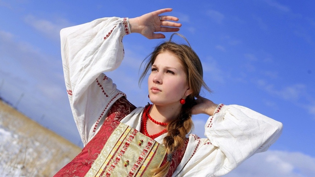 В русских народных традициях: тамбовчане смогут отметить праздник сарафана