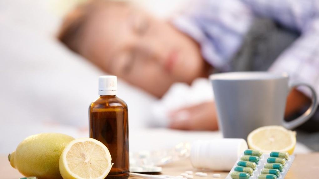 На Тамбовщине всё больше заболевших гриппом и ОРВИ: зафиксировано и 4 случая свиного гриппа