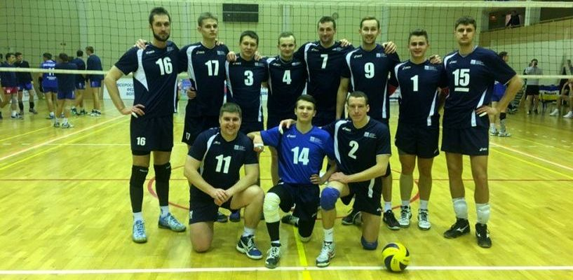 ВК «Тамбов» одержал третью победу подряд