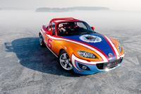 Улыбаемся солнцу и гоняем за рулем Mazda MX 5 и Aori