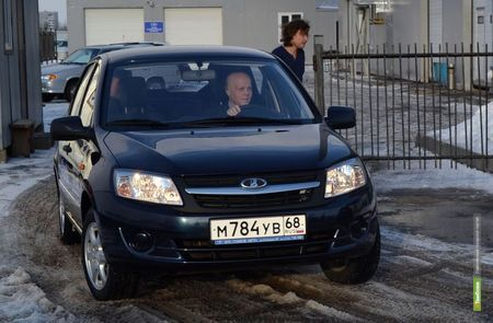 Лишь треть тамбовских автомобилистов владеет новыми машинами