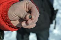 Челябинский метеорит привезли в УрФУ