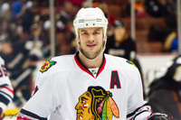 Американский хоккеист назвал сына в честь своего игрового номера