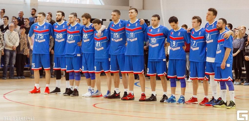 Александр Никитин поздравил БК «Тамбов» с чемпионским титулом