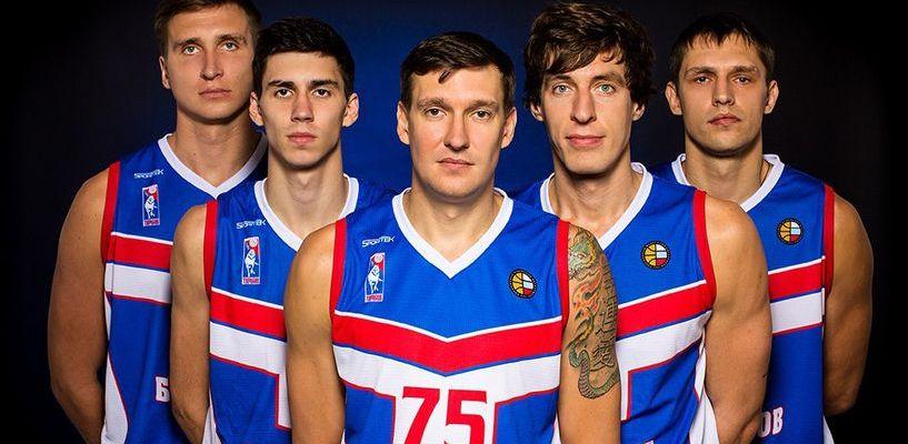 БК «Тамбов» покинули сразу четыре игрока
