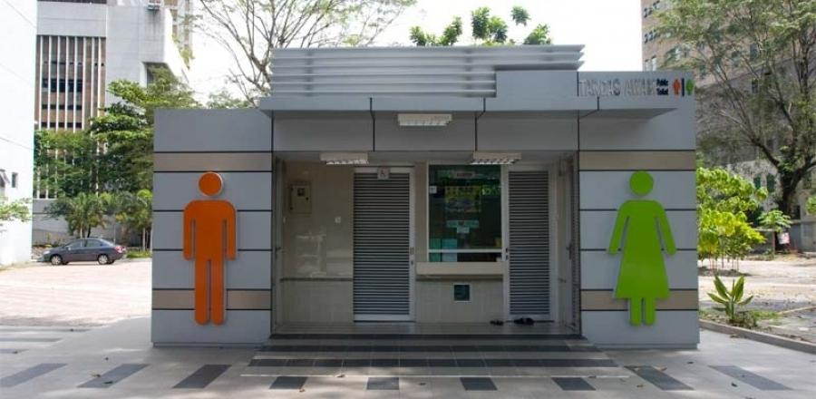В Мичуринске появится антивандальный городской туалет