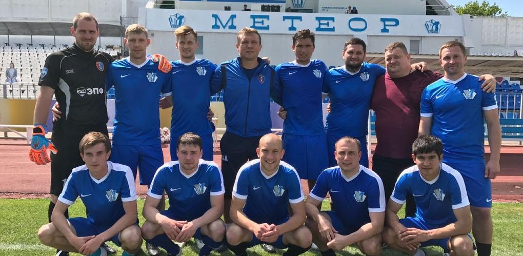 ФК «Тамбов» покажут в кино весной 2018