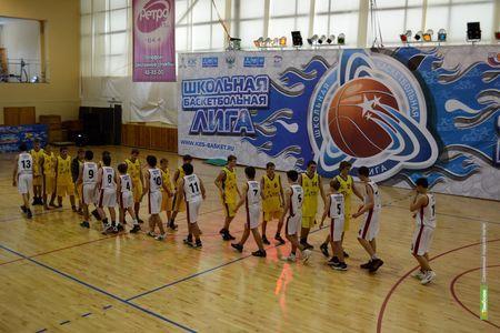Школьники-баскетболисты из Рассказово стали чемпионами