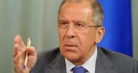 Лавров: Россия может ответить ударом на обстрел своей территории