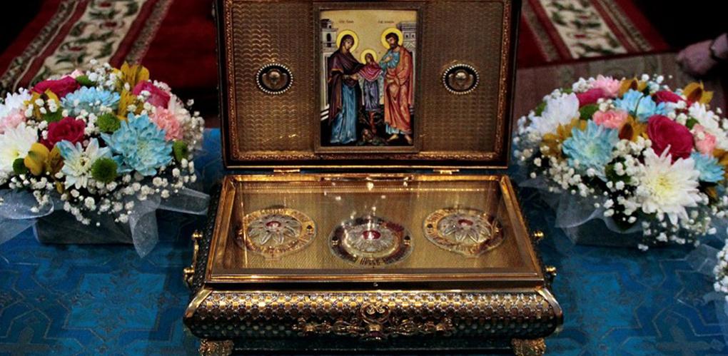 Тамбовчане смогут поклониться частице пояса Пресвятой Богородицы