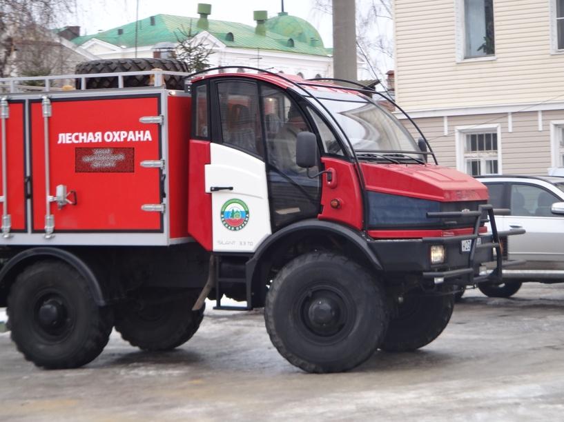 На территории региона установили особый противопожарный режим