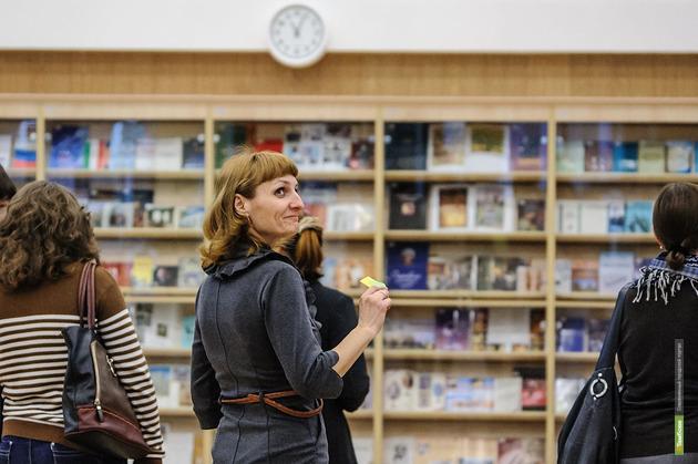В Тамбове стартует литературная акция «Большая книга – встречи в провинции»