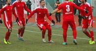 ФК «Тамбов» выиграл последний в этом году матч