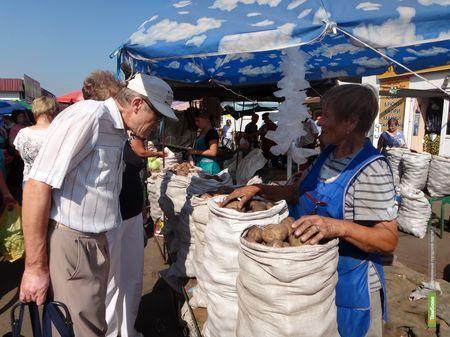 На Тамбовщине исчезнет уличная торговля