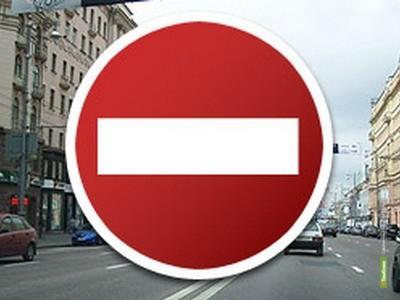 На четырех улицах Тамбова перекроют движение почти на месяц