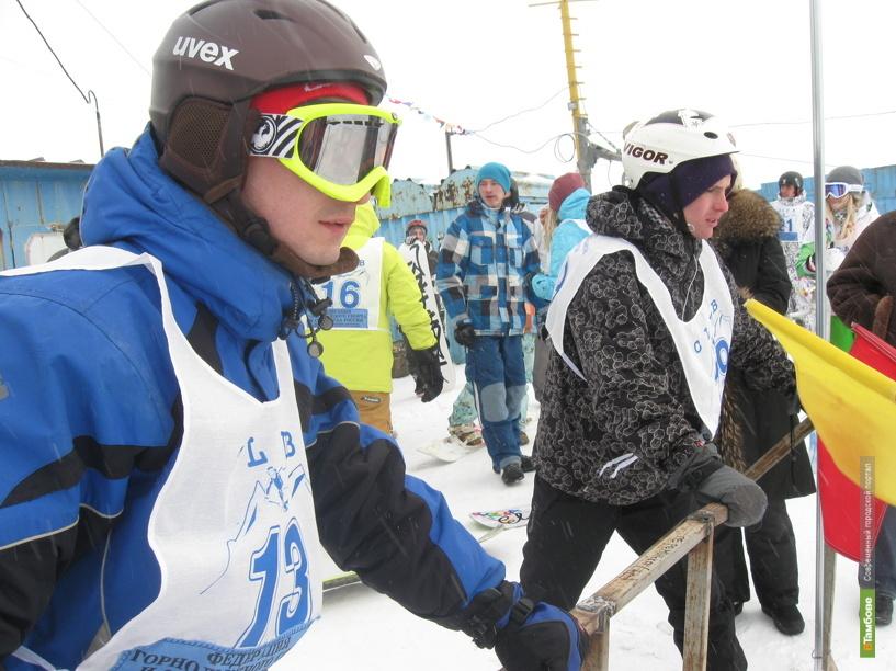 Спортивные события Тамбовщины: Февраль спортивный