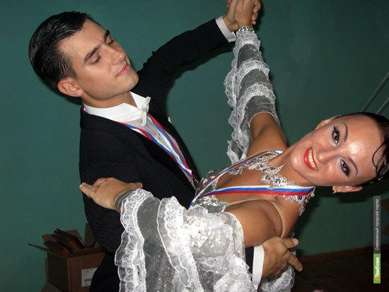 Тамбовчане заработали билет в финал межрегионального турнира по бальным танцам