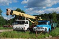 Правительство заменит самые старые грузовики и автобусы