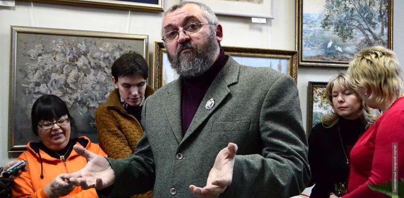 Заслуженный художник России откроет в Тамбове персональную выставку