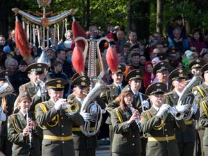 Тамбовский духовой оркестр поедет на международный фестиваль