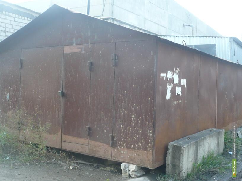 Тамбовчан загонят в гаражные кооперативы