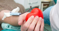 350 человек сдали кровь для онкобольных
