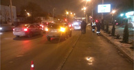 В Тамбове иномарка сбила 8-летнего мальчика