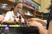 Десятилетняя школьница придумала новое взрывчатое вещество