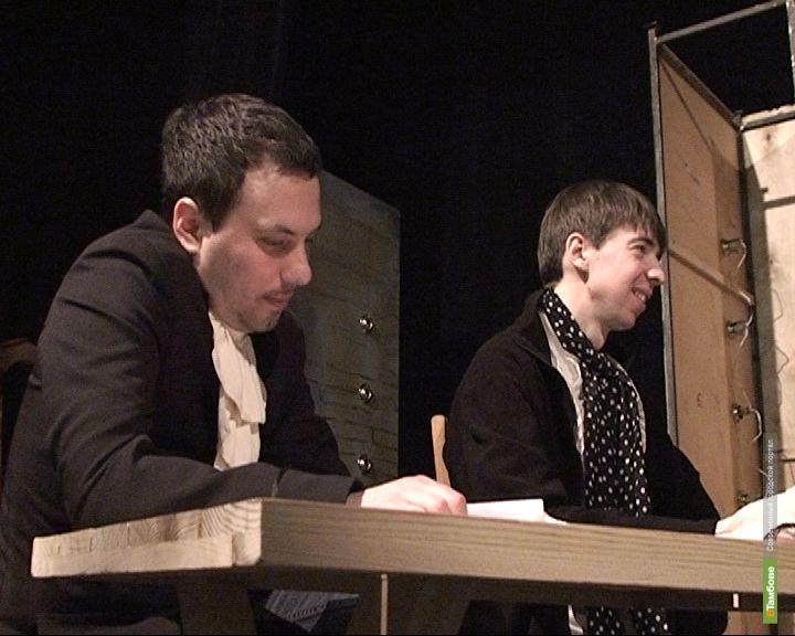 Тамбовский драмтеатр приглашает горожан на премьеру
