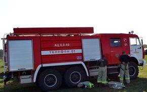 Житель Мордовского района сгорел в собственном доме