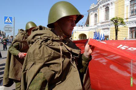 Тамбовчане воссоздадут Великую Отечественную войну