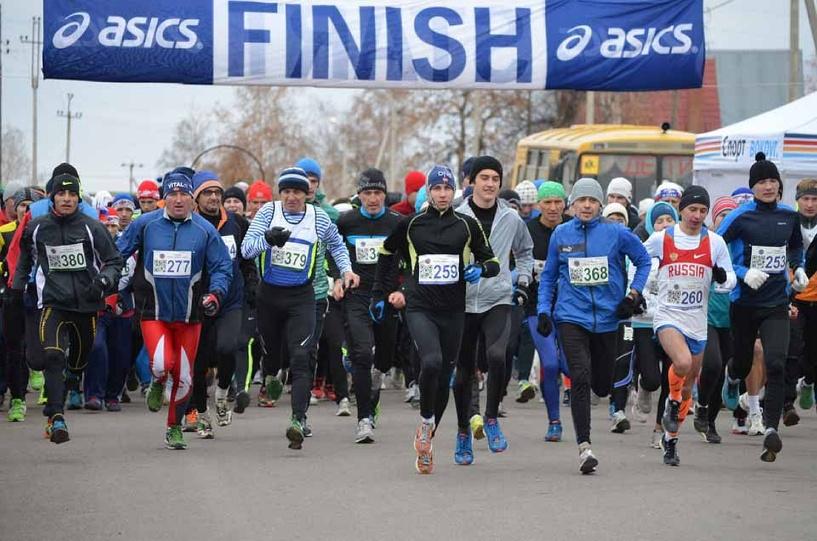 В Мучкапском районе устроили марафон в День народного единства