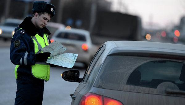 Тамбовские полицейские будут ловить пьяных водителей