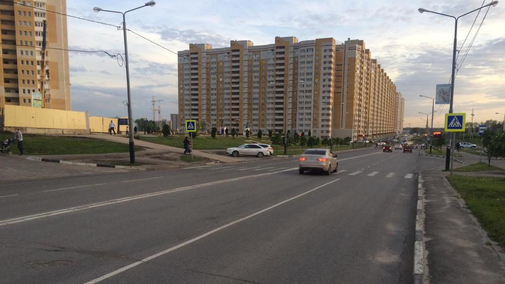 Сбил 10-летнего мальчика на пешеходном переходе и скрылся: ДТП в Тамбове