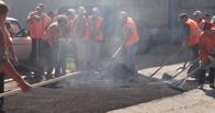 В Тамбове в самом разгаре дорожно-ремонтный «бум»