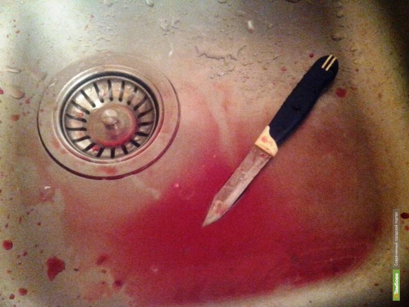 Житель Никифоровского района ударил собутыльника ножом
