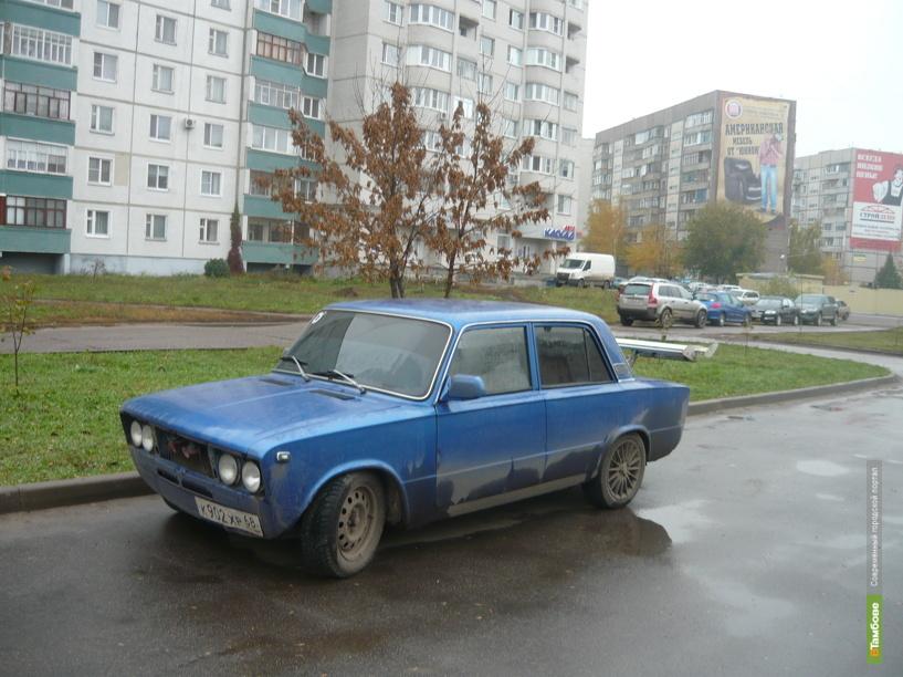 Транспортный налог в Тамбовской области может вырасти