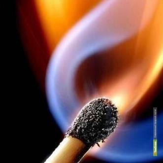 На Тамбовщине огонь унес жизнь пенсионера