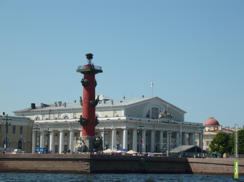 В Тамбове пройдут дни Санкт-Петербурга