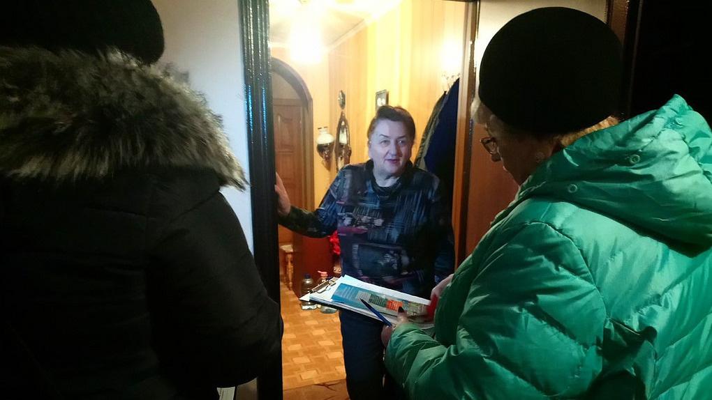 Ждите гостей: к тамбовчанам придут домой, чтобы рассказать о выборах