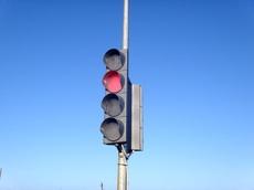 На одном из перекрёстков Северного обхода отключат светофор