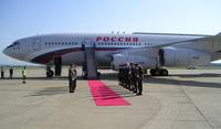 Кремлевский самолет оказался неисправен