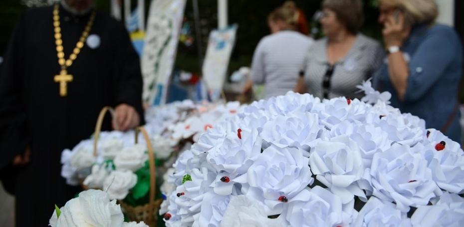 В День защиты детей в Тамбове проведут акцию «Белый цветок»