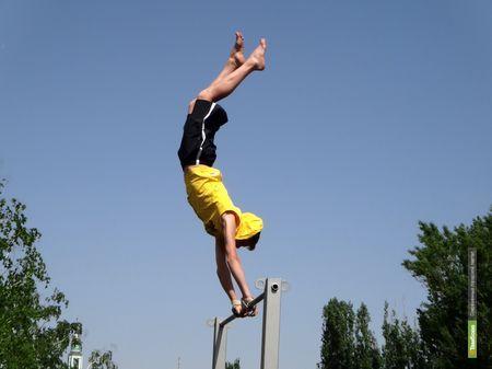В Тамбове нашли место парку экстремальных видов спорта