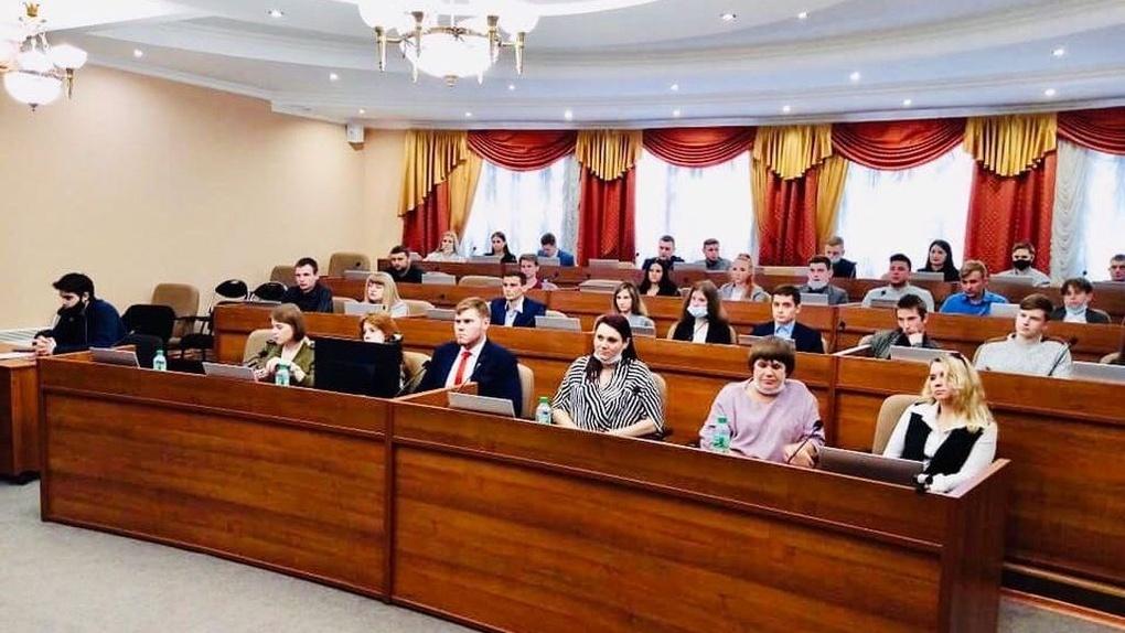 Студентка Тамбовского филиала РАНХиГС вошла в состав Молодежного совета при Тамбовской городской Думе