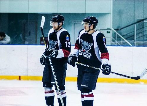 Тамбовские хоккеисты одержали две победы над соперниками из Заречного