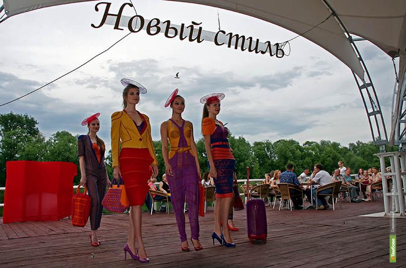 ВТамбове прошел конкурс модельеров «Новый стиль»