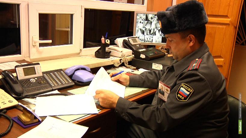 В Тамбовской области полицейские задержали группу автоворов