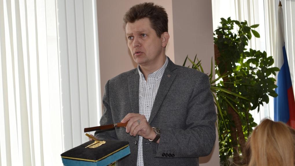 В Тамбовском филиале РАНХиГС прошла встреча с иконописцем Михаилом Никольским